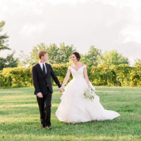 Mr. and Mrs. James | Les Bourgeois Wedding | Rocheport, Missouri