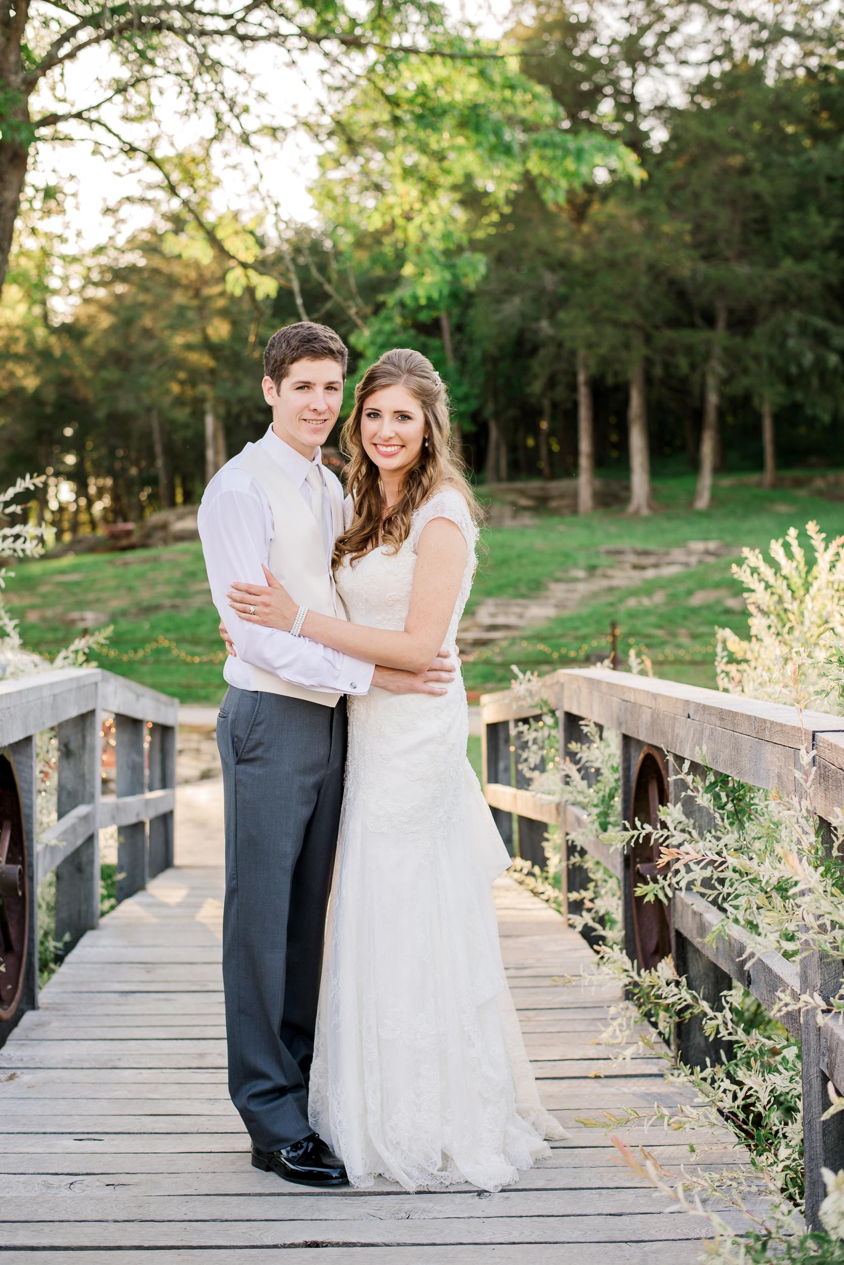 Lauren And Jordan Jefferson City Missouri Wedding Kempker S Back 40 St Peter Church Cobalt Morgan Lee Photographer 172