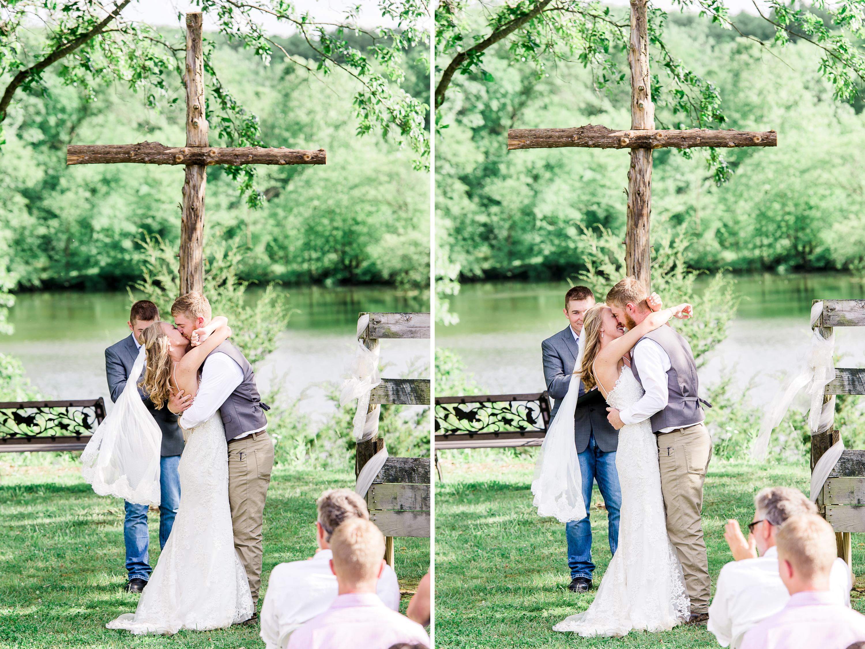 Chelsey and ethan higbee missouri wedding morgan lee for Wedding photographers columbia mo
