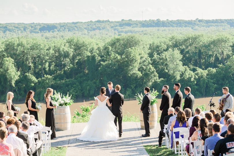 Morgan Lee Columbia Missouri Wedding Photographer Les Bourgeois