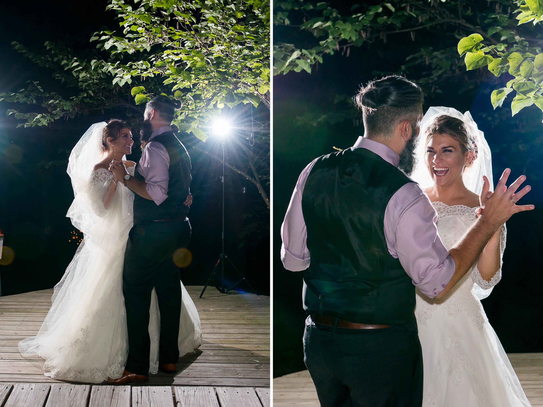 Amanda And Andrew Dixon Missouri Wedding Morgan Lee Photography Columbia Photographer Enchanted Purple Fairytale Backyard 16