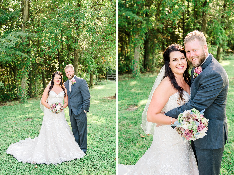 Melissa And Clayton StAndrews Catholic Church Tipton Wedding Morgan Lee Photography Columbia Missouri Photographer 13