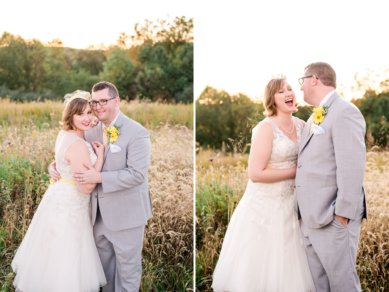 Morgan-Lee-Photography-Columbia-Missouri-Wedding-Photographer-Backyard-wedding-bride-and-groom-field