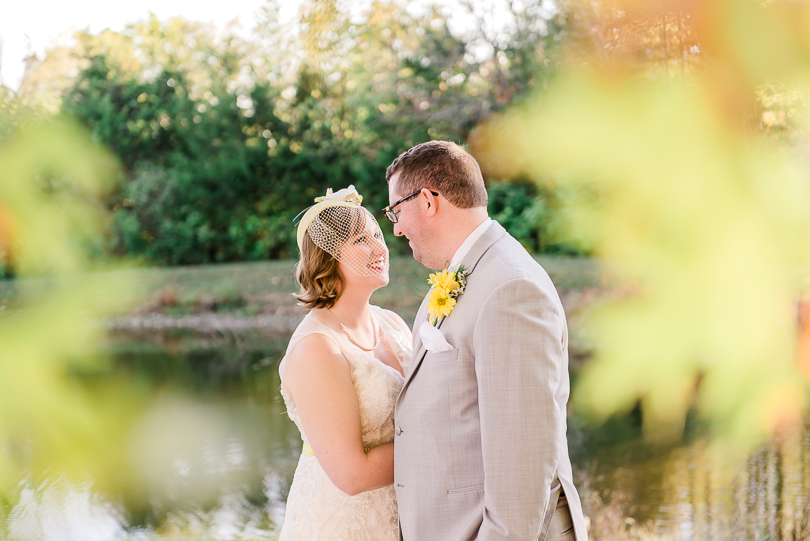 Morgan-Lee-Photography-Columbia-Missouri-Wedding-Photographer-Backyard-wedding-bride-and-groom-field
