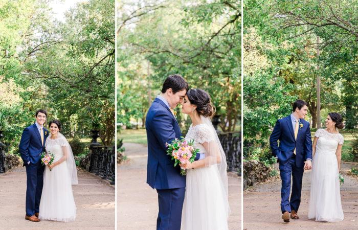 Mr. and Mrs. Sax | Kern Pavilion – Lafayette Square Wedding | St. Louis, Missouri