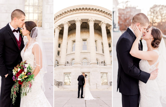 Mr. and Mrs. Smith | The Millbottom | Jefferson City, Missouri Wedding