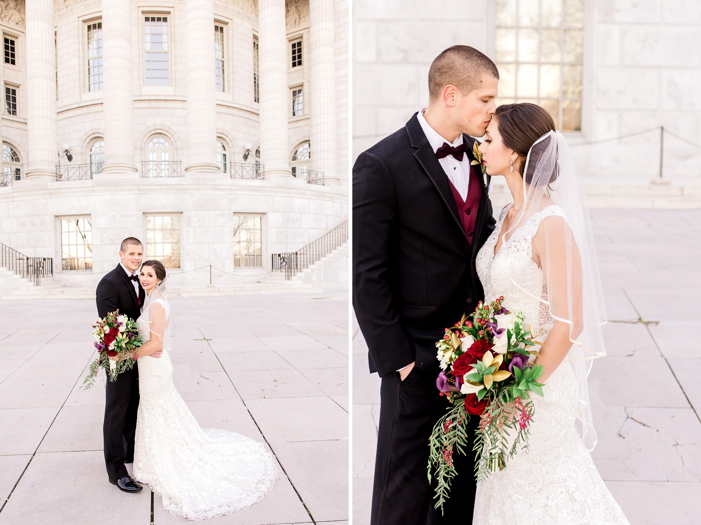 The Millbottom Jefferson City Missouri Wedding Details Gold