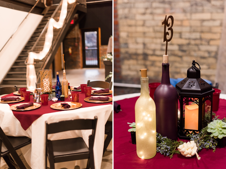 The-Millbottom-Jefferson-City-Missouri-Wedding-Details-Gold-and-Marsala-Wedding