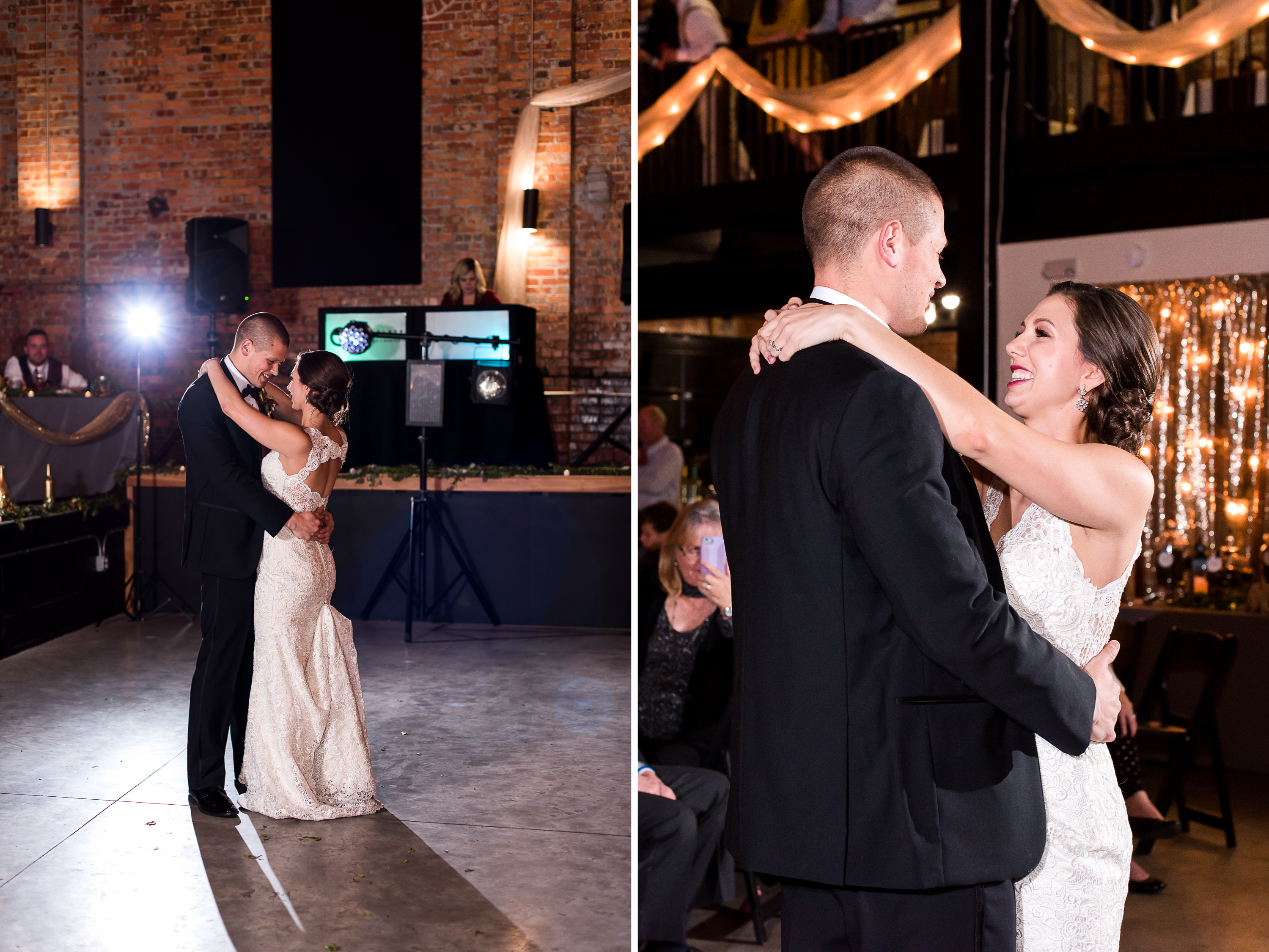 The-Millbottom-Jefferson-City-Missouri-Wedding-Details-Gold-and-Marsala-Wedding-Dances-Bride-and-Groom