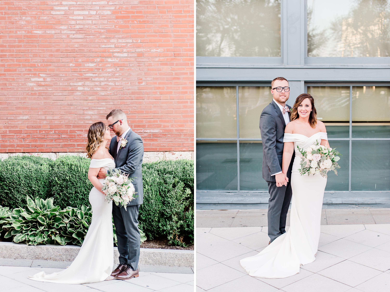 Morgan Lee Photography Maroon St Louis Wedding Westin